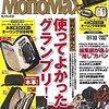 MonoMax ちょっとした車の外出時に便利な「雑誌」を購入