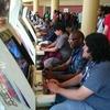 欧米のゲーム大会はホテルで開かれる