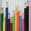 12色の色えんぴつに気づく工夫