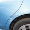 ヴィッツ(ドア・クォーターパネル)キズ・ヘコミの修理料金比較と写真