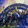 ワールドカップ2018後、最新FIFAランキングが更新。優勝のフランスは1位に!
