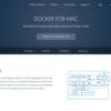 DockerをMacで動かしてみる