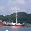 奈良尾港から九州本土、面高港に移動する。