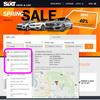 ドイツレンタカー SIXTは追加料金に注意!ードイツアウトバーンをドライブ