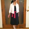エレガントに着る春夏デニムジャケットは白を選ぶ