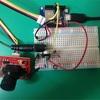 スイッチサイエンスさんのesp8266開発ボード「ESPr Developer」とgroveカメラを繋ぐ