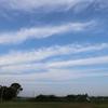 8月24日の放射状雲&一昨日と本日の独り言