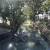 地図子、玉川上水を歩く -3 拝島駅から砂川用水・柴崎用水との分岐まで-