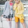 ユウシ☆さん&星城寺褫流さん(這いよれ! ニャル子さん合わせ) 2012/11/11テレコムセンター