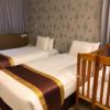 【ブログレビュー】幼児連れクンシャンデザインホテル(台湾・高雄)宿泊記