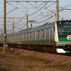 E233系7000番台「埼京線」など in南古谷-指扇・川越-南古谷・川越車両センター付近