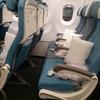 キャセイの旅(羽田KA397~香港CX701~バンコク)とドンムアン空港の国内線ラウンジ