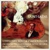 サン=サーンス歿後100周年記念! カントロフ率いるリエージュ・フィルがサン=サーンスが10代から20代にかけて作曲した交響曲3篇を録音