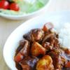 夏バテ知らず❗️栄養満点元気いっぱい夏野菜カレー🍅