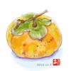 柿がおいしい!