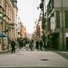 12月の何気ない京都・オリンパス35RC + sunny 16
