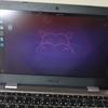 【2021年6月最新】chromebookにUbuntuを入れることに成功!