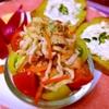 板麩と切干大根の和えるだけで美味しい塩麹サラダ