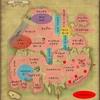 【FF14】コルシア島 フィールドモブ配置図