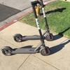 電動スクーターのライドシェア