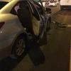 バンコクでUBERを使ってみたが、乗った車が追突事故に遭ったお話。