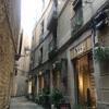 バルセロナ、ゴシック地区で見つけたメルヘンカフェ