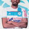 オートグラフ Olympique de Marseille からの返信