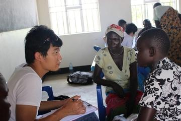 アフリカで思った。好きなことを仕事にしながら、世界も変えていきたい