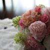 介護の終了と、手紙と花束