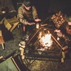 『年越しキャンプ』『画像豊富』富士山こどもの国キャンプ場