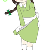 山小屋の少女7