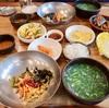 《釜山》染みわたるしじみスープで朝ごはん@할매재첩국