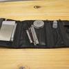 無印良品の手帳カバー ipad mini 5のサイズ感にぴったり!
