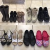 全9足女性ミニマリストの靴公開!&I♡Crocs