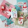海外在住者の年賀状どうする?代わりにクリスマスカードを出しました【韓国から】