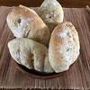 ブラックペッパーとチーズのグラハム粉入りパン