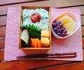 【お弁当】銀だらの京粕漬け弁当20180813