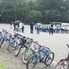 3年生の自転車教室です