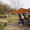 甲南女子大学メディア表現学科新入生歓迎バーベキュー at しあわせの村キャンプ場