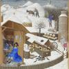 装飾写本の挿絵を起源とする初期フランドル派