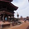 バンコク から子連れで雨季のネパールへ、バクタプル