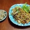 幸運な病のレシピ( 2349 )昼:ピリ辛もやし炒め
