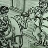 メーデー記念上映会:1950年代の幻灯