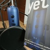 「Yetiマイクを購入したあなたへ」ミュート・音量&ゲイン調整・ソフトウェアの設定を解説します。