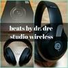 人気な理由はデザインだけではない!「beats by dr.dre studio wirelessのヘッドフォン」を購入した!レビュー