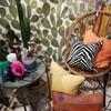 【荒井詩万先生】×【hanadouraku】×【東京堂】コラボ企画☆彡『Seamless Party~花とインテリアの織りなす新しい空間』