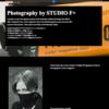 STUDIO F+の公式ホームページにPhoto page追加!