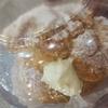 歯医者の前のシュークリーム