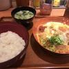 臨月妊婦 大阪駅前ビル「祭太鼓」さんでひとりカツ丼ランチ