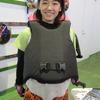 西村美智子、レース後の試運転で気配一変!/児島